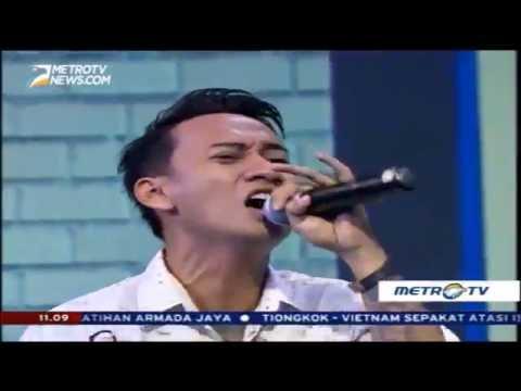 V1MAST - Jogja Love Story. Live Metroplus Pagi, Metro TV