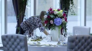 Wedding To Come: подготовка к свадьбе, вип-зал ресторана Dorchester, ЦМТ Москва