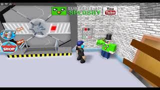 roblox Escape School Obby! (READ DESC) THE SPLOSHY BADGE CODE !!!!