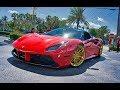 The BEST Supercar Event - Lamborghini Aventador SVJ  URUS  Huracan Ferrari - Exotics and Espresso