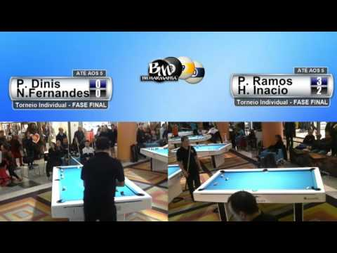 2016 Vila Nova de Gaia - Torneio Individual - P. Dinis vs N. Fernandes