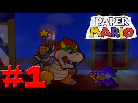 Paper Mario | Walkthrough Español |Part 1