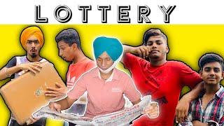 ਲੋਟਰੀ | LOTTERY  || FUNNY VIDEO