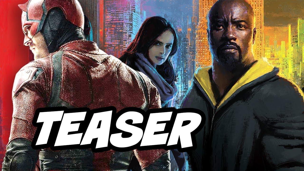 Download Defenders Ending and Daredevil Season 3 Teaser Trailer Explained