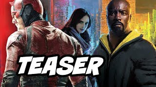 Defenders Ending and Daredevil Season 3 Teaser Trailer Explained
