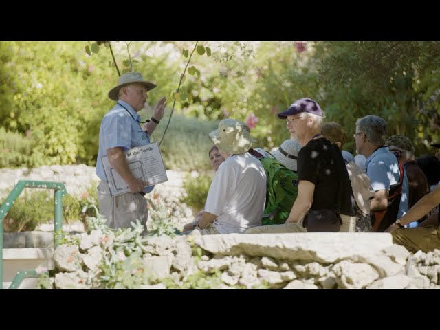 Campaign 500 x 20 - The Garden Tomb, Jerusalem