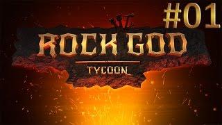 Rock God Tycoon - No Comando de uma Banda de Rock! ep 01