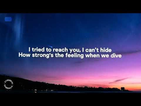 I Tried To Reach You, Lyrics