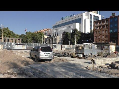 Yerevan, 28.09.18, Fr, Video-1, Nor Shatrvanner Shaumyan Hraparakits.