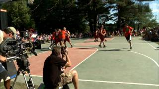 Grown Ups, Adam Sandler Nails It! | On The Basketball Court US (2010) Kevin James, Chris Rock