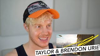 TAYLOR SWIFT ME! BRENDON URIE PANIC! AT THE DISCO REACTION Video