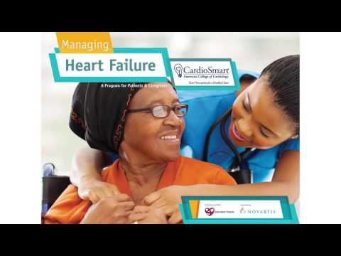 CardioSmart | Managing Heart Failure - A Program for Patients and Caregivers