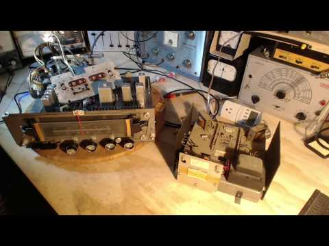 Emerson EH23A Stereo Console Video #1 - Checkout