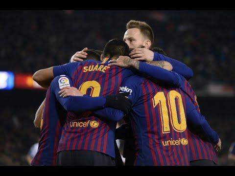 برشلونة يهزم ليغانيس بثلاثية  - نشر قبل 3 ساعة