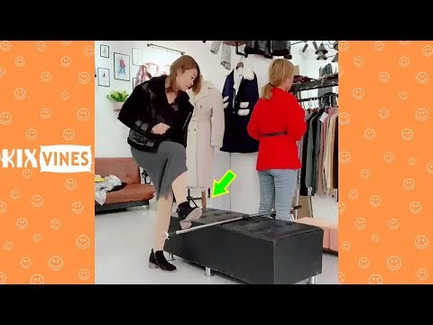 Funny videos 2019 ✦ Funny pranks try not to laugh challenge P66