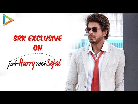 Shah Rukh Khan   Jab Harry Met Sejal   Full Interview