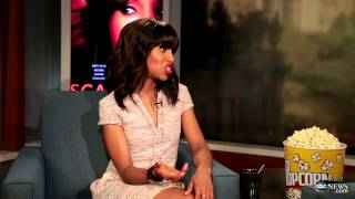 django unchained star kerry washington interview on oscar nominated film