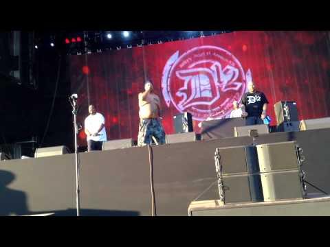 D12 (Live in Riga) -  40 Oz