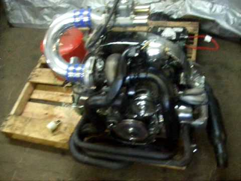 Brand New Turbo 1776 T1 Air Cooled Motor Youtube