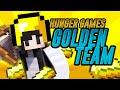 GOLDEN GIRL [Minecraft Hunger Games]