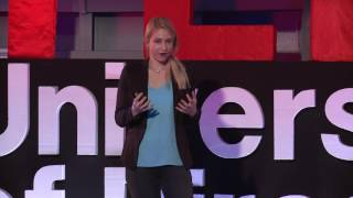 How to grow to a happy non-smoker | NASIA DAVOS | TEDxUniversityofPiraeus