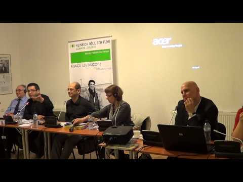 Stalin Puzzle. Presentation of the publication in Tbilisi. 12.04.13. Part 4