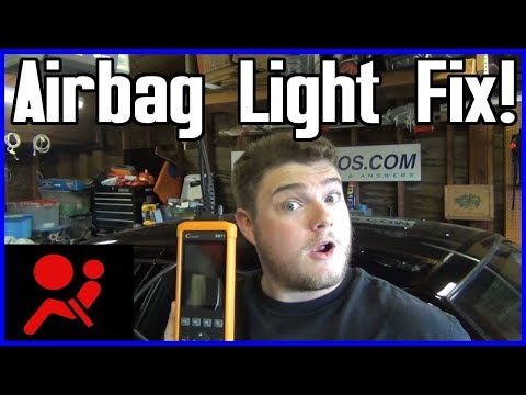How To Get And Erase Airbag Trouble Codes! - 2CarPros