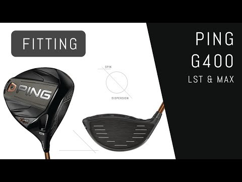 Ping G400 Driver Fitting