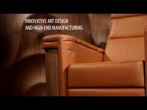 Home Cinema Chair STOCKHOLM by moovia®