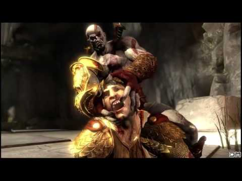 Kratos Destroyer Of Gods-God of War Music Video