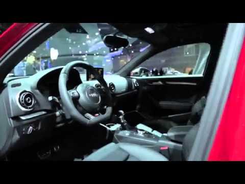 2015 car promotion 2015 Audi S3 Sedan   Exterior and Interior Walkaround   2013 LA Auto Show