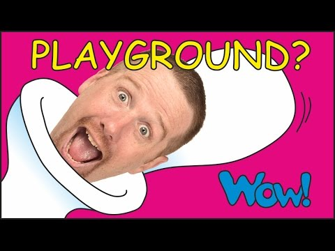 Thumbnail: Playground for Kids | New House for Steve and Maggie Magic | Wow English TV