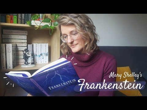 Frankenstein by Mary Shelley // Book discussion