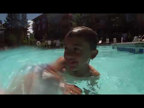 Mammoth Village Swimming
