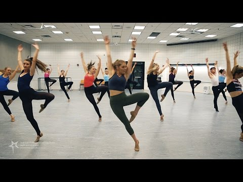 """OCU Jazz Choreography to """"Torn"""" Cover by James TW"""