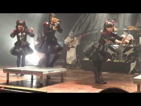 BABYMETAL live on 2016-06-02 (Full Concert) - Z7 Switzerland ▶1:18:04