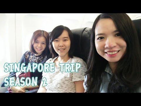 TRAVELVLOG #7 - Singapore Trip Season 2 - Shopping part 1(Bahasa Indonesia)