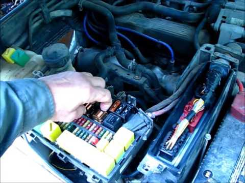hqdefault range rover p38 immobilizer bypass with hacked ecu youtube p38 fuse box repair at creativeand.co