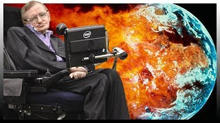 Stephen Hawking Predicted The End Of The World Weeks Before His Death