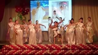 нежный танец Нимфы 2014 на 8 марта