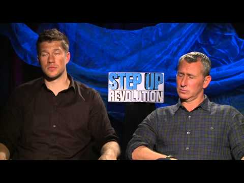 Adam Shankman & Scott Speer 'Step Up Revolution' Interview