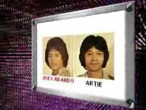 "SALAWAHAN-""BOYFRIENDS"" Joey Abando,Gary Arriola & Bob Guzman"