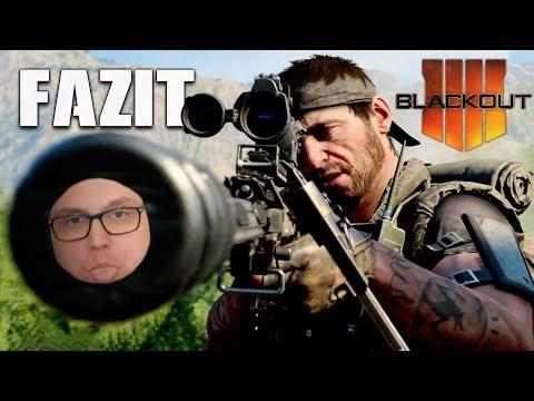 Mein Fazit zur Call Of Duty: Black Ops 4 Blackout Battle Royale Beta