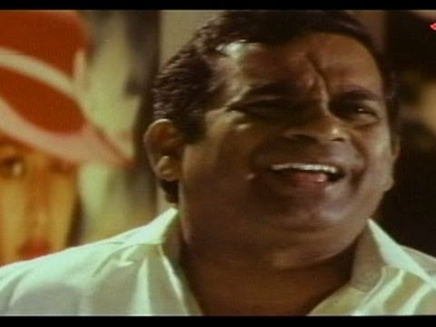 News Paper Comedy Between Brahmanandam & His Mental Boss