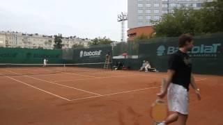 4 августа 2013 Турнир по большому теннису серии Aerotennis Категория Профи
