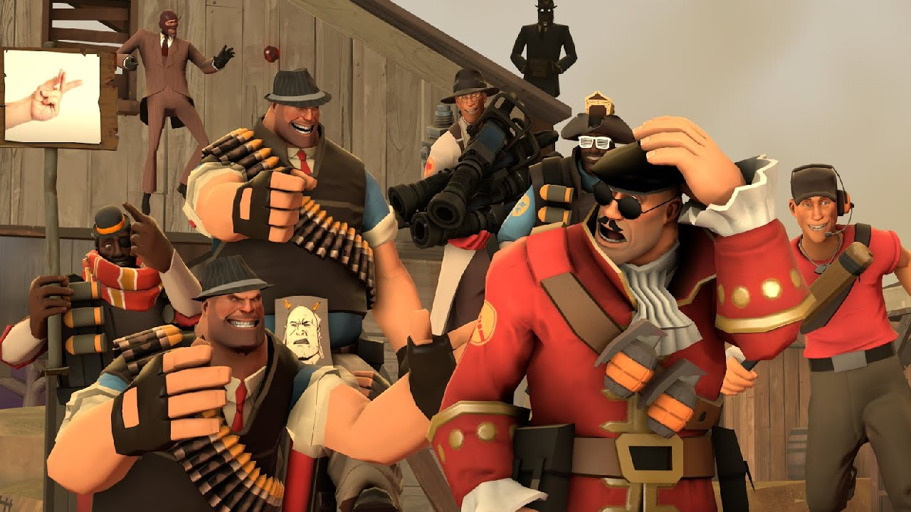 Download Why I Love The TF2 Community