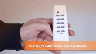 Remote Controlled Wall Sockets