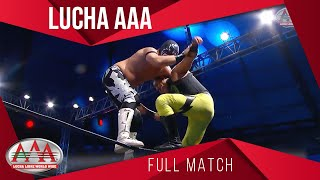 PARKS Vs PARKA NEGRA y SUPER FLY Vs AREZ y ARGENIS | LUCHA COMPLETA | Lucha Libre AAA Worldwide