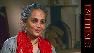 Fault Lines, An interview with Arundhati Roy
