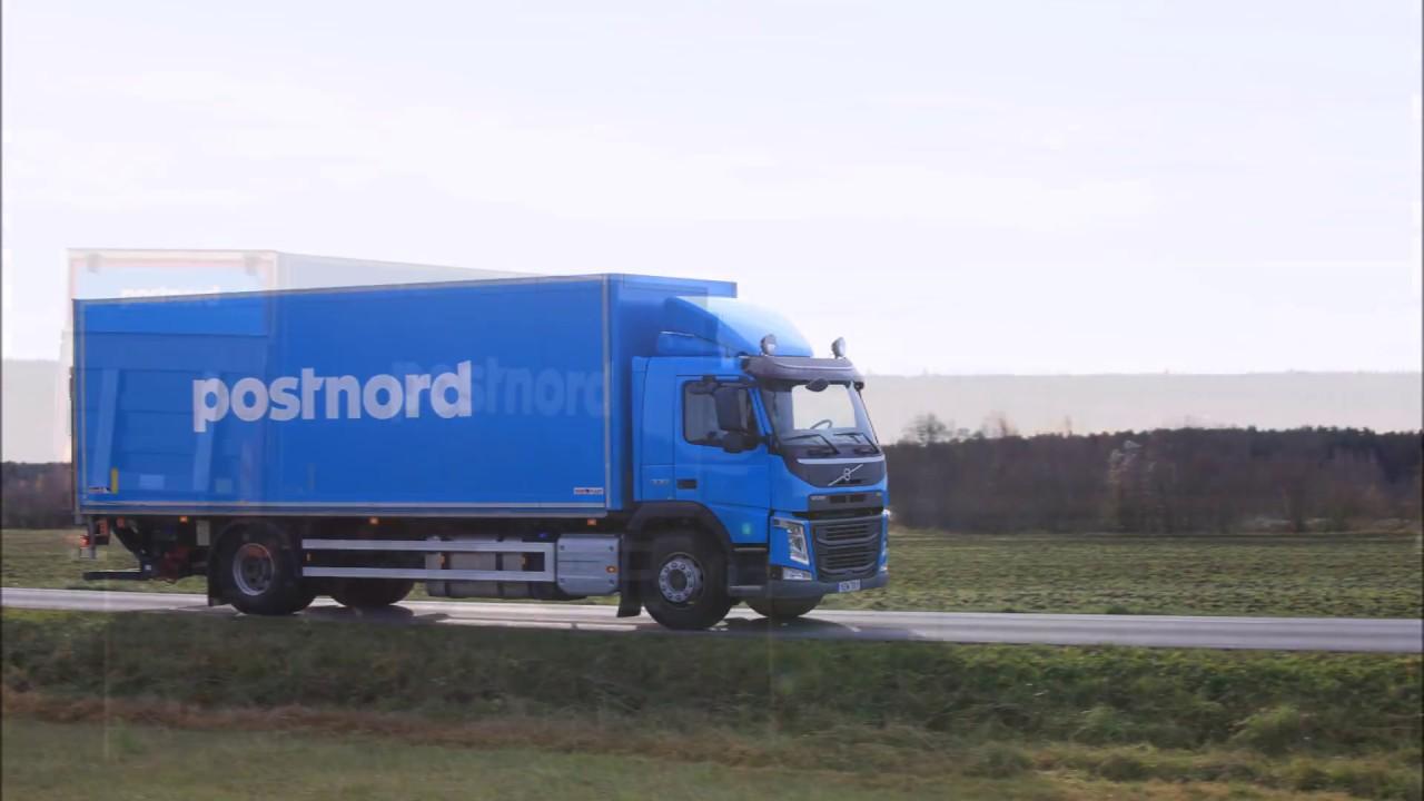 postnord logistics skellefteå